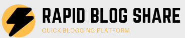 Rapid Blog Share Logo